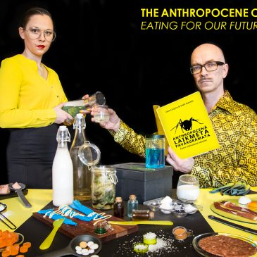 The Anthropocene Cookbook: Eating for Our Survival