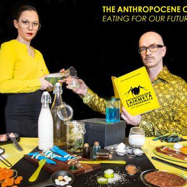 """""""Antropocēnā laikmeta pavārgrāmatas"""" atklāšanas pasākums 14.jūlijā"""