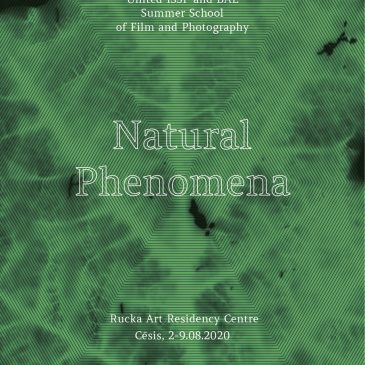 "Summer school of film and photography ""Natural Phenomena"""