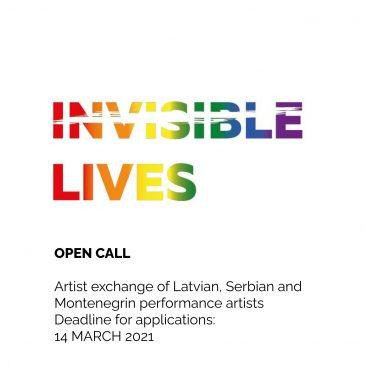 """Ruckas mākslas fonds aicina māksliniekus piedalīties projektā """"Neredzamās dzīves"""""""