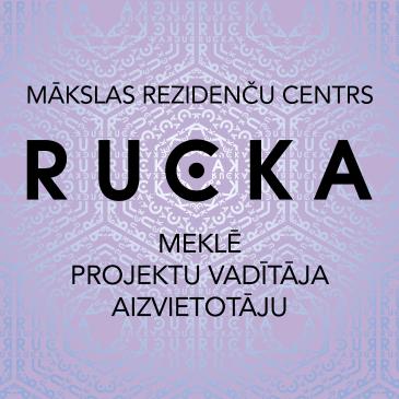 Rucka meklē projekta vadītāja aizvietotāju